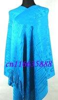 Free shipping! 10pc Pashmina Cashmere Jaquard Scarves Shawl Stole silk Scarf Coat Wraps S004