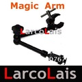 "20% OFF 11"" 11 Inch Articulating Magic Arm + Super Clamp for Camera Camcorder LCD Monitor LED Light DSLR Rig Movie Kit"