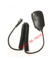 speaker microphone for baofeng uv5r,tyt,quansheng,wouxun, kenwood walkie talkie two way radios  K plug  freeshipping