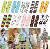 Free shipping,Children socks, baby kneepads set, hand foot sleeve(xxx005)