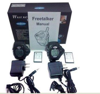 Brand New wrist watch walkie talkie,two way radio,talkie walkie, Free Talker RD-820