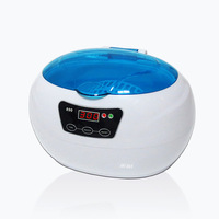 Skymen portable ultrasonic cleaner for silver products cleaning