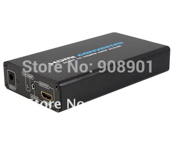 1pcs SCART to 1080P HDMI Converter With Scaler Wholesale