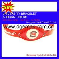 power bracelet,SOUTH CAROLINA-GAMECOCKS
