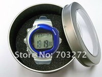Free shipping! 1pc Calorie Counter Pulse Heart Rate Monitor Sport Watch with retail packing !