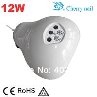 Free shipping LED Nail UV Lamp,LK-F12W,AC110V,AC230V,LK-F12W CE RoHS SAA Certification