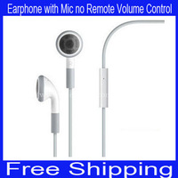 For iPhone 3G 3GS 4 4G 4S iPod headset with mic