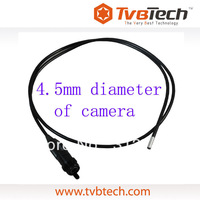 4.5mm diameter camera tube with 4 white LEDs, NTSC for 8807AL