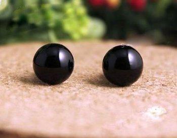 DIY jewelry findings-DIY Toy findings eye/Animal DOLL Craft EYES/10mm