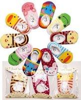 20pairs/lot, Hot sale, Baby Short Socks, Infant Antislip Socks, Baby Antiskid Sock, Baby Wear, Freeshipping