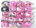 Wholesale 24 pcs Girls' HELLO KITTY Purses Handbag Bags with zip