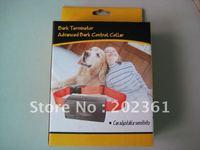 100pc/lots Anti Bark Dog Collar Control Stop Barking Terminator