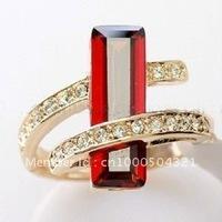 Natural 7.25ct Garnet In 14k Solid Yellow Gold Ring Diamand Rings