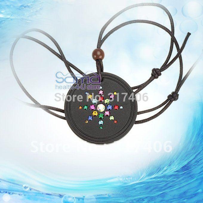 Crystal quantum energy scalar pendant scalar energy card and pendant quantum science pendant(China (Mainland))