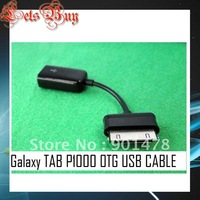 20 Pcs Lot ::: Cable for Samsung Galaxy Tab 10.1 P7500 P7510 P7310 to USB Female OTG Cable for Flash Disk