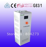 three phase on grid inverter 3000W -380VAC with AS4777