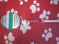 2 pieces/lot  badminton racquet  Arcsaber 9 100% carbon fibre free shipping by ems
