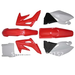 Dirt bike, pit bike CRF50/CRF70/CRF15/CRF250 plastic cover, fuel tank, seat(China (Mainland))