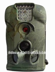 10 languages hunting scouting trail game camera ELK scout camera(China (Mainland))