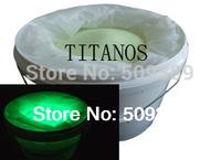 glow in dark pigment  luminous powder  35-45um  yellow green glowing super long afterglow highest brighness