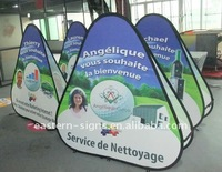 Triangle Pop Up Banner-L