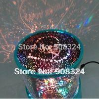 B 1pcs/lot  Free shipping valentine's gift Star Projector Lamp night led light.constellation lover star master