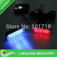 Solar Car Detonation light /modification LED flash lamp /solar energy for car
