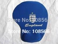 England soft wrist mouse pad/ football team thicken trackball Mat Mice Pad fans souvenir