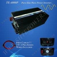 24 volt inverter 4000 watt pure sine wave inverter 24v power inverter