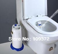 New Electronic Bidet Toilet Seat Attachment  Toilet Water Spray