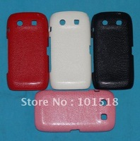 50pcs/lot&free shipping New  Snake style  Hard Back Case for BlackBerry Torch 9850 9860