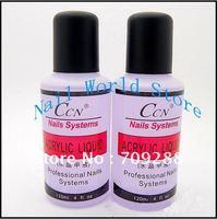 CCN Acrylic Liquid  High Quality Product Professional Nails System 120ml/4 fl.oz For Nail Powder Desgin 3pcs/lot Freeshipping