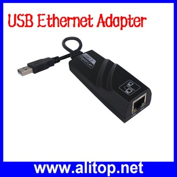 Gigabit lan USB 2.0 ethernet adapter