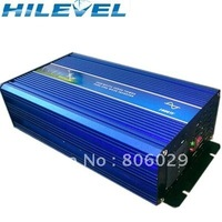 Free Shipping 12V to 100V,220V DC to AC Pure Sine Wave Solar Inverter 1KW