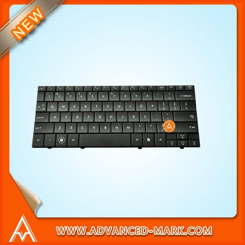 Brand New Laptop Keyboard For HP MINI 1000 MINI 700 Series US Layout Black P/N: 496688-B31 MP-08C13US-930 6037B0035502(China (Mainland))