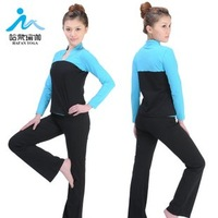 Free Shipping wholesales & retail  New  design women  Yoga shirts   Yoga clothes yoga suit fitness wear dress 6pcs/lot