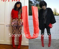 New arrival Maison Martin Margiela long boots wedgse 2 color size5-9 in genuine leather