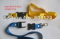 Free Shipping! Wholesale! Custom LOGO Lanyard USB Flash Drive 2gb 4gb 8gb 16GB 32GB 64GB,USB Pen Drive,