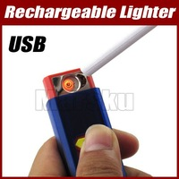 USB Rechargeable Battery Cigarette Lighter   #1689