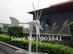 300w hyacinth wind generator,full power,windmill,wind turbine,high quality,CE,ROHS,ISO9001,12VDC,12VAC,24VDC,24VAC,free shipping(China (Mainland))