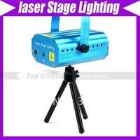 Mini R&G Laser Dance DJ Club Party Stage Light Lighting  #1586