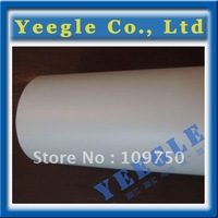 1.52x30m With Air Free Bubbles White Matt Vinyl Car Film Wrap Free Shipping Wholesale&Retail
