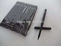 Free shipping!  NEW Makeup WATER PROOF BLACK BROWN EYELINER PENCIL  (240 pcs )