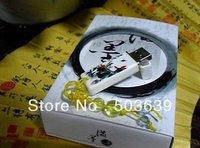 Free shipping 1GB/2GB/4GB/8GB/16GB special design ceramic USB flash drive(Free shipping by DHL/Fedex)