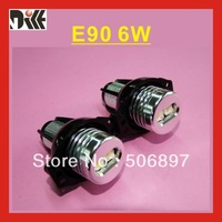 e90 6w led marker  angel eye kits
