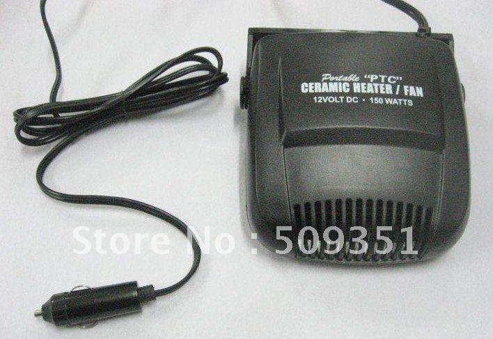12V 150W Instant Auto heater fan warm &cool faner Auto fan heater fog defrost car windshield vechile heater fan warm faner(China (Mainland))