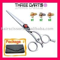 2011 new designed professional  hair scissor
