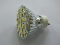 50% Discount Off  21 SMD GU10 led bulb warm white/Cool white Light 21leds 220-240V SMD 5050