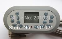 JNJ J&J & SERVE spa KL8-2 Ethink spa hot tub topside control panel ONLY Top Side Control Panel Hot Tub/Spa Parts