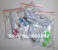 Wholesale 10pc/lot In-ear earphones headphones headsets for Mp3 MP4 MP5 PSP fastest shipping via EMS or DHL